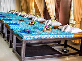 Thai Massage Beds